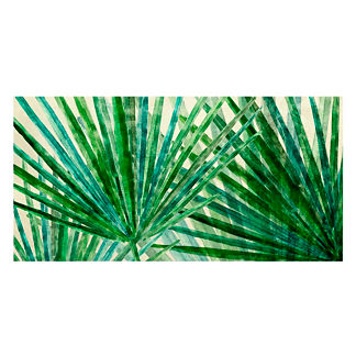 Palm Fronds Wall Art