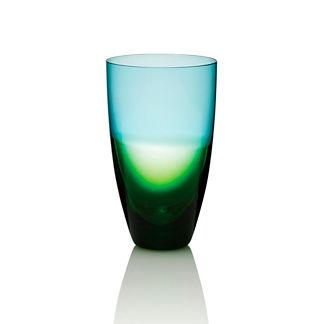 Kim Seybert Set of Four Glass Vague Tumblers