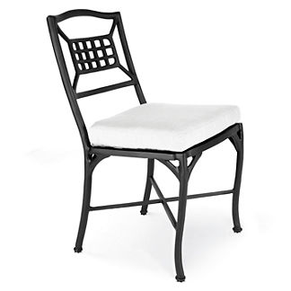 Catalina Aluminum Dining Side Chair