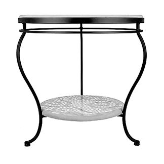 Arenal Double-tiered Side Table