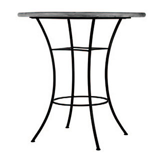 Arenal Round High Dining Table