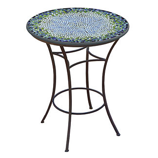 Belize Round High Dining Table