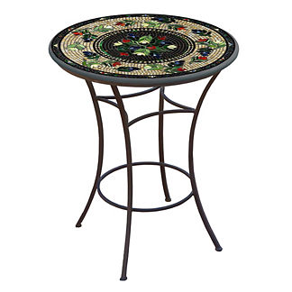 Maritz Round High Dining Table