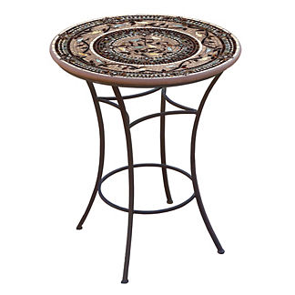 Provence Round High Dining Table