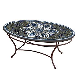 Grigio Oval Coffee Table