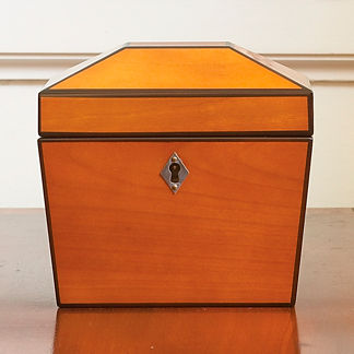 Two Toned Angled Top Box