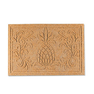 WATER & DIRT SHIELD™ Highland Pineapple Koco Door Mat