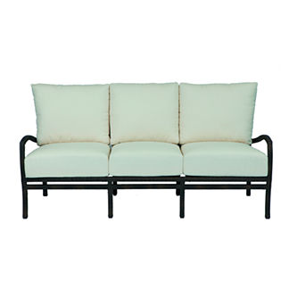 Skye Sofa with Cushions by Summer Classics