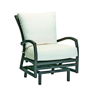 Skye Spring Lounge Chair with Cushions by Summer Classics