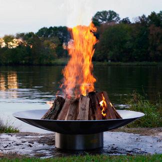 Bella Vita Fire Pit by Firepit Art