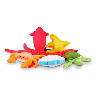 Under the Sea Toy Set