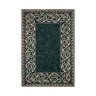 Ancient Branch Cinnamon Lamontage™ One-of-a-Kind Outdoor Rug