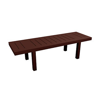 Vondom Jut Rectangular Dining Table