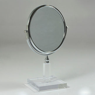Ice Vanity Mirror by Mike & Ally