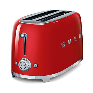 SMEG 50s Style Four Slice Retro Toaster