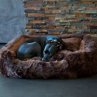 Animals Matter Shag Pet Lounger