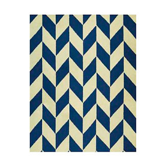Naval Outdoor Rug