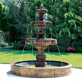 Three-Tier Grandessa Fountain