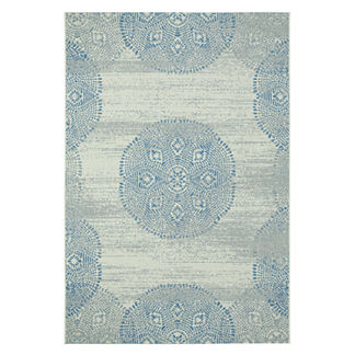 Mandala Outdoor Rug