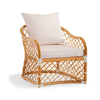 Bay Breeze Lounge Chair Cover
