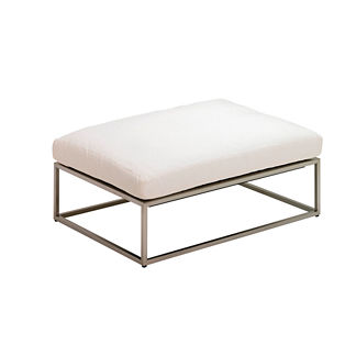 Cloud Ottoman by Gloster