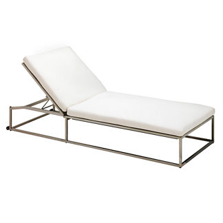 Cloud Chaise Lounge by Gloster