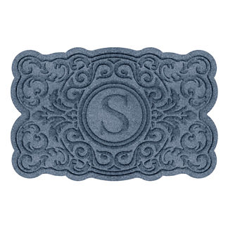 WATER & DIRT SHIELD ™ Harlow Monogrammed Mat