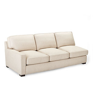 Sawyer Linen One Arm Sofa