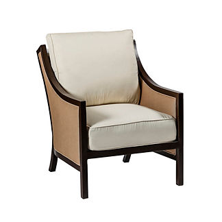 Barcelona Lounge Chair with Cushions by Summer Classics