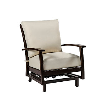 Charleston Spring Lounge Chair with Cushions by Summer Classics
