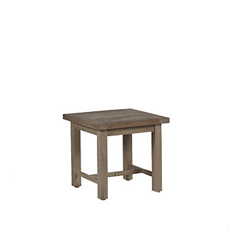 Club Teak Square End Table by Summer Classics