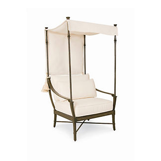 Andalusia Royal Lounge Chair Canopy