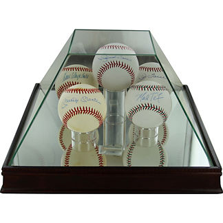 Glass Pyramid 5 Ball Baseball Case