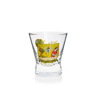 Margaritaville Shot Glasses, Set of Four