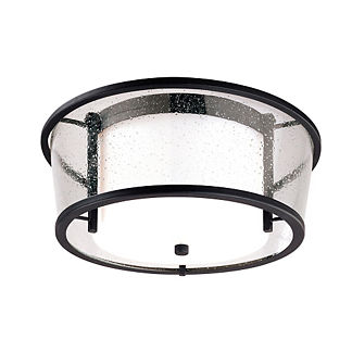 Hardwin Outdoor Flush Mount Light by Porta Forma