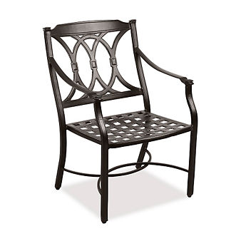 Orbetello Dining Arm Chair