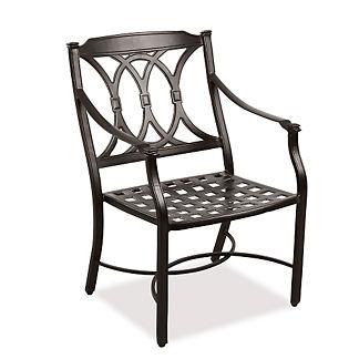 Orbetello Dining Arm Chair