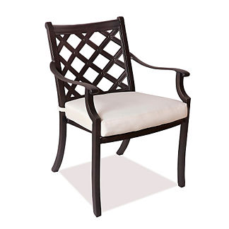 Princeton Dining Arm Chair Cushion