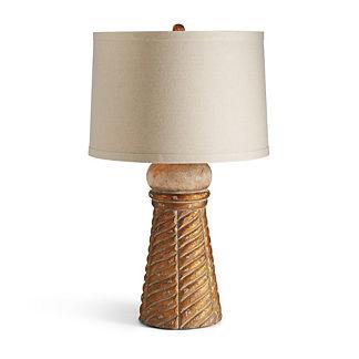Tassel Base Lamp by Bliss Studio