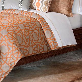 Ladera Hand-Tacked Comforter