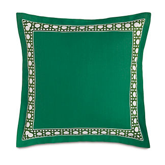 Lanai Palm Euro Pillow Sham