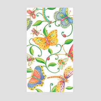 Caspari Parvaneh's Garden Guest Towel