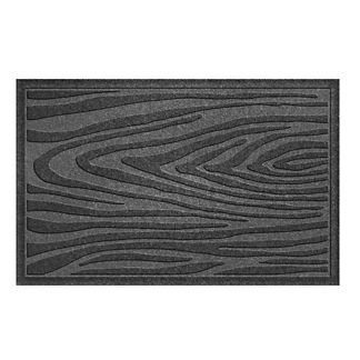 Water & Dirt Shield Wood Grain Mat