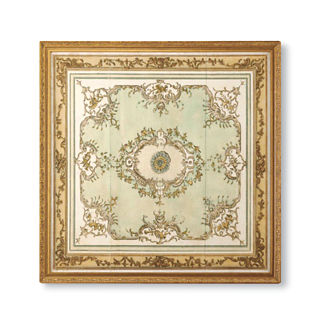 Aubusson Design Wall Decor