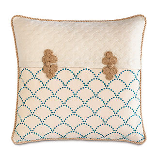 Badu Corded Decorative Pillow
