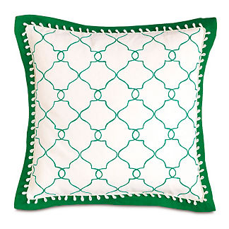 Lanai Flanged Decorative Pillow