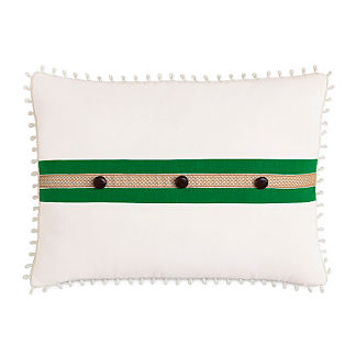 Lanai Striped Decorative Pillow