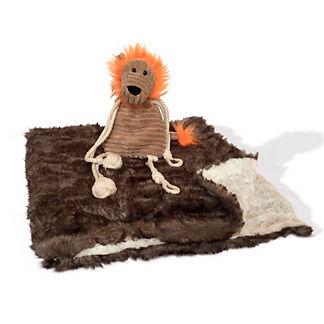 Posh Pet Blanket & Toy Set