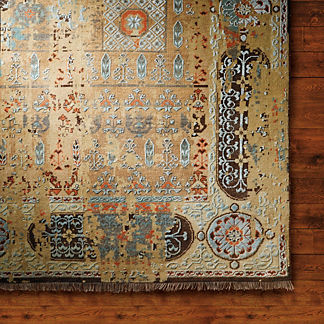 Gardner Hand Knotted Area Rug