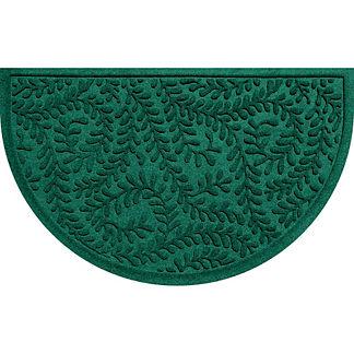 Water & Dirt Shield Half Oval Mat